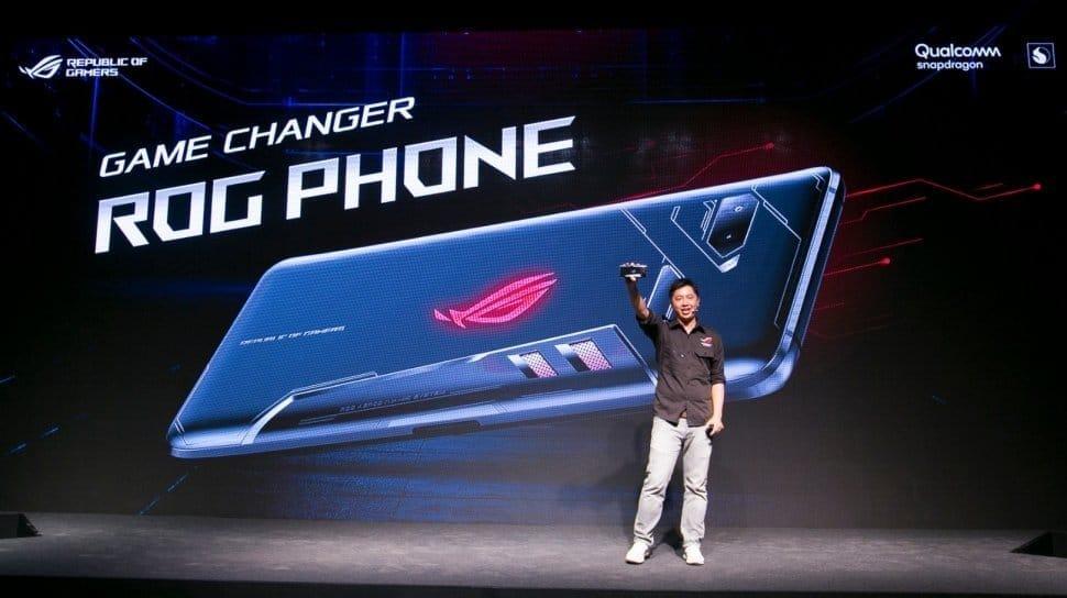 Dünyanın ilk 18 GB RAM'li telefonu ROG Phone 5 tanıtıldı