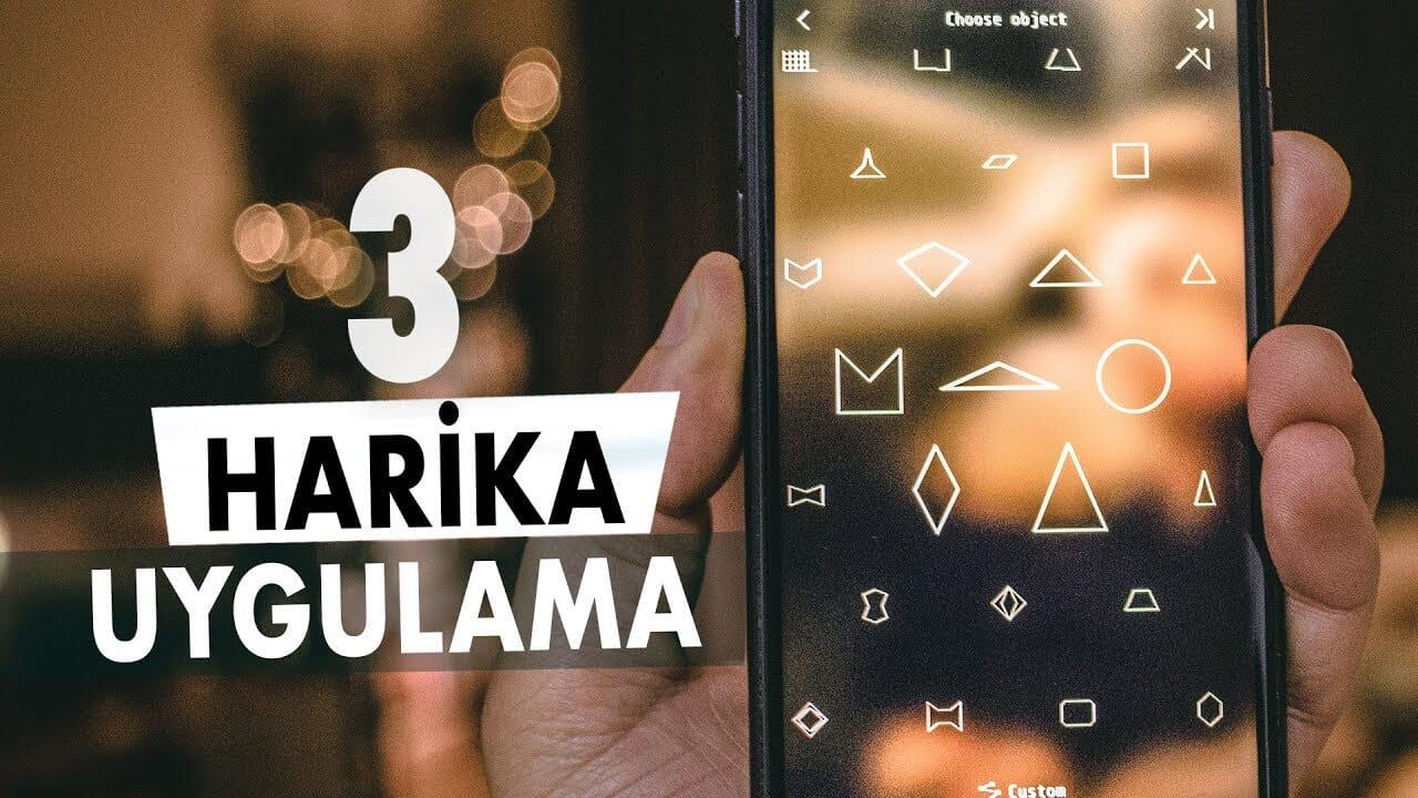 Cep telefonlarında olması gereken en kullanışlı 3 uygulama