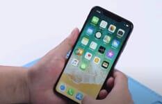 iPhone XS Max sıvı temas ve FaceID onarımı