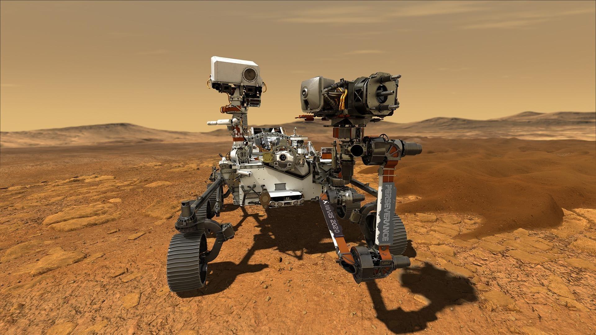 Kızıl gezegende yaşamın izlerini arayacak yeni uzay aracı, Perseverance